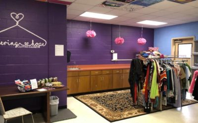Creating a Community Clothes Closet