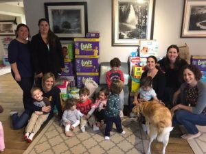 Diaper Bank Donation Drive