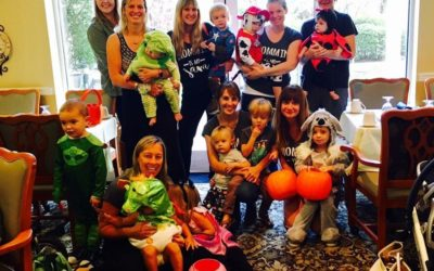 Reverse Trick-or-Treat Service Project