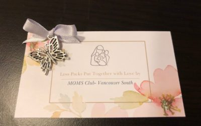 Infant Loss Awareness Service Project and Memorial