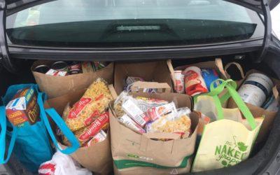 PROP Food Drive